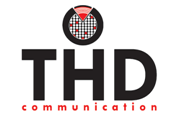 Logo THD Communication
